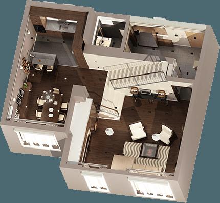 Acherno raumgestaltung innenarchitektur for Weiterbildung raumgestaltung innenarchitektur