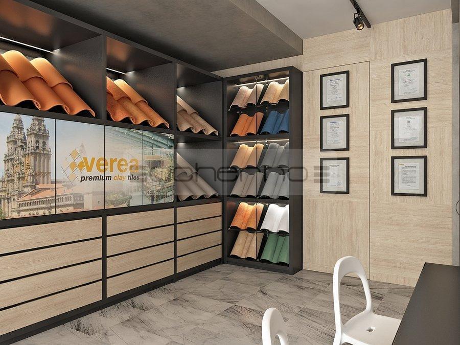 Acherno raumgestaltung office auf dem dach der welt for Raumgestaltung 360