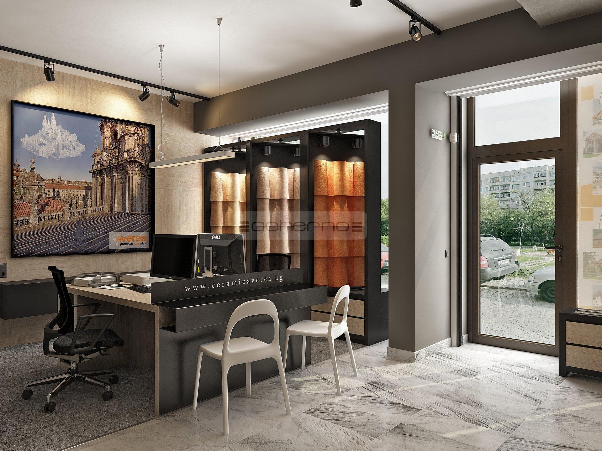 Acherno raumgestaltung office auf dem dach der welt for Raumgestaltung cafe