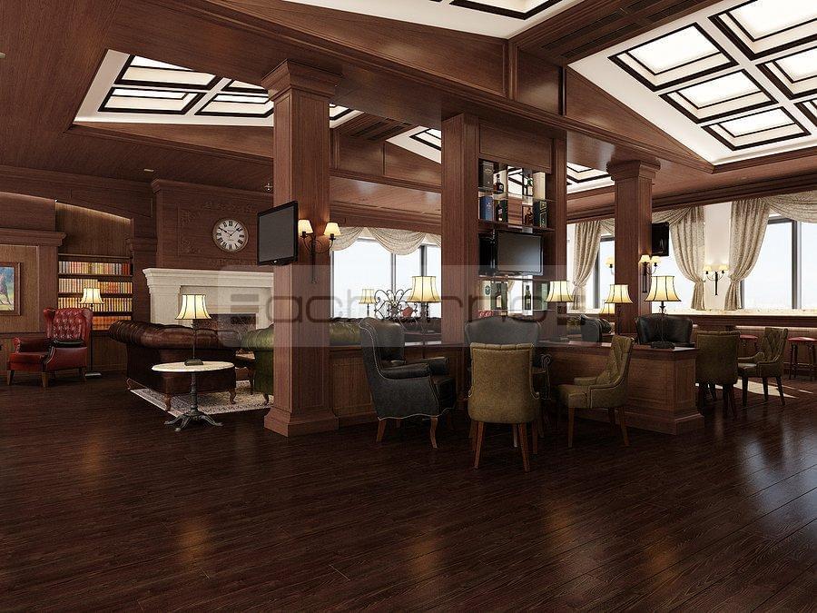 acherno innenarchitektur projekt gastst tte zigarrenlounge. Black Bedroom Furniture Sets. Home Design Ideas