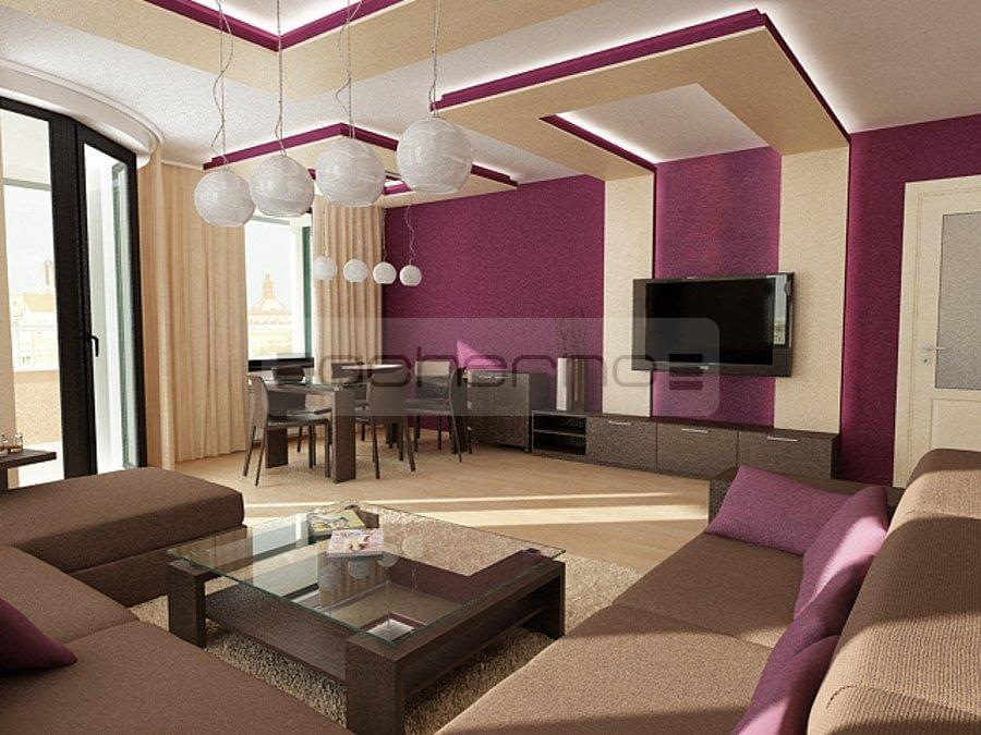 Acherno raumgestaltung die farben des stiers - Raumgestaltung wohnzimmer ...