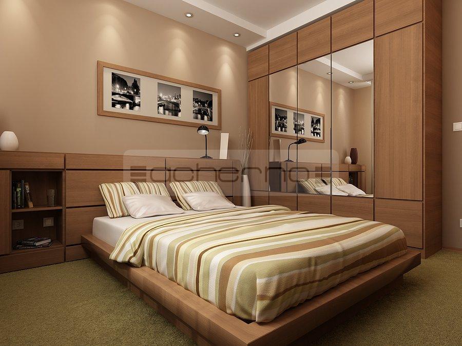 Acherno raumgestaltung wohnung schlichte eleganz in orange for Wohndesign 3d