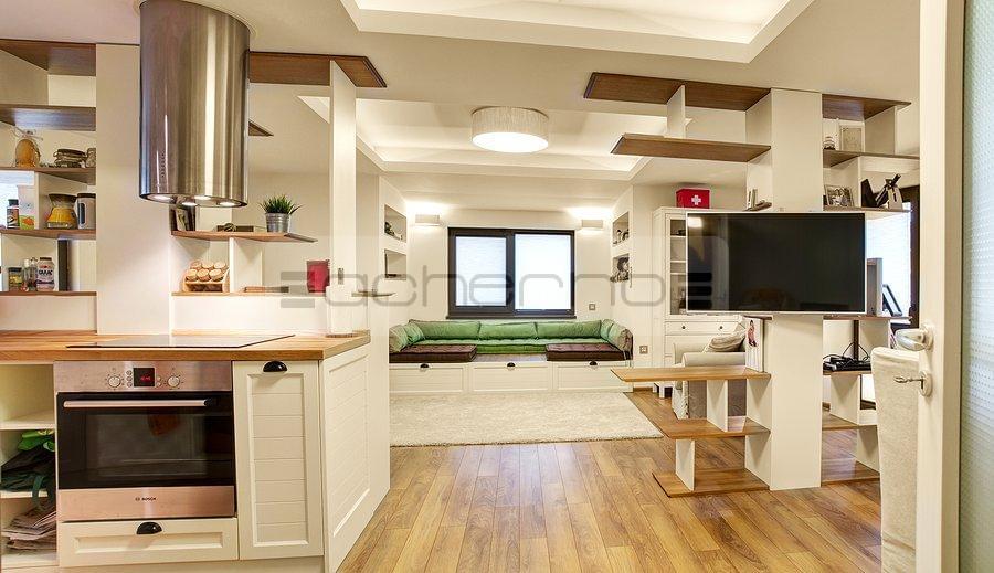 Raumgestaltung Landhaus Flair
