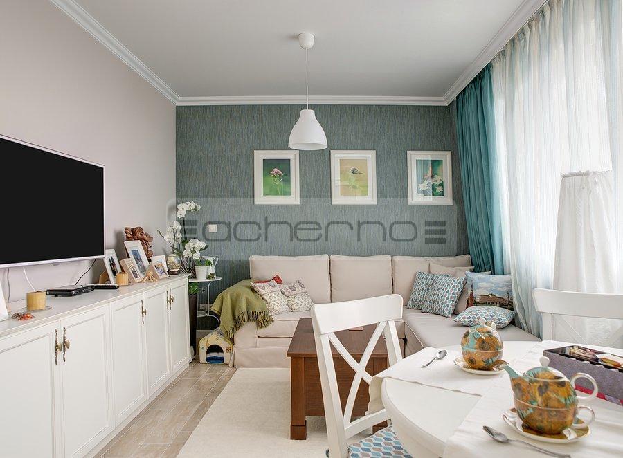 acherno - innenarchitektur projekt optimismus ist der schlüssel, Wohnzimmer dekoo