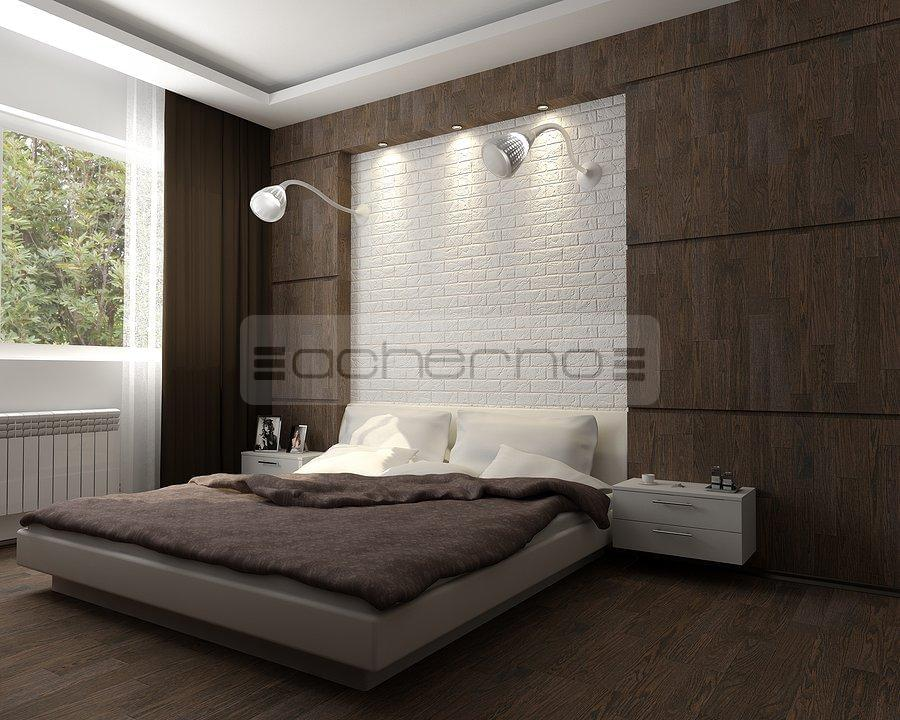 acherno wohnung design beton ziegel und eisen. Black Bedroom Furniture Sets. Home Design Ideas